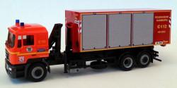 MAN FE 2000 WLF AB GSG Feuerwehr Hamburg Billstedt