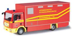 MAN TGL Koffer-LKW GW-AS Feuerwehr Limburg