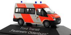 Ford Transit MTW Feuerwehr Oldenburg