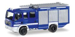 MAN TGM Euro 6 Gerätewagen THW