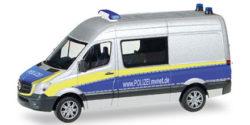 Mercedes Benz Sprinter Polizei Mecklenburg-Vorpommern