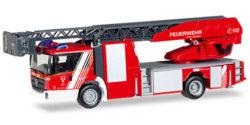 Mercedes Benz Econic DLK Feuerwehr Landshut