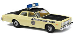 Plymouth Fury Tennessee State Trooper