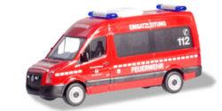 VW Crafter ELW Feuerwehr Eschwege