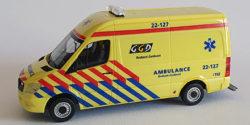 Mercedes Benz Sprinter Ambulance Niederlande