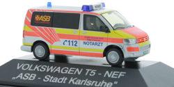 VW T5 NEF ASB Karlsruhe