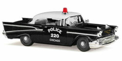 Chevrolet Bel Air Police Chicago